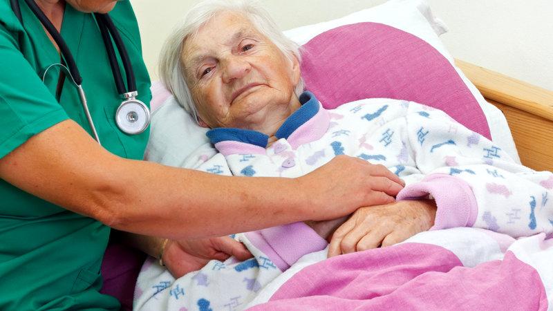 Managing pain in older people