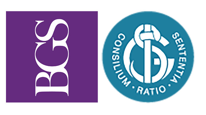 BGS and IGS Logos