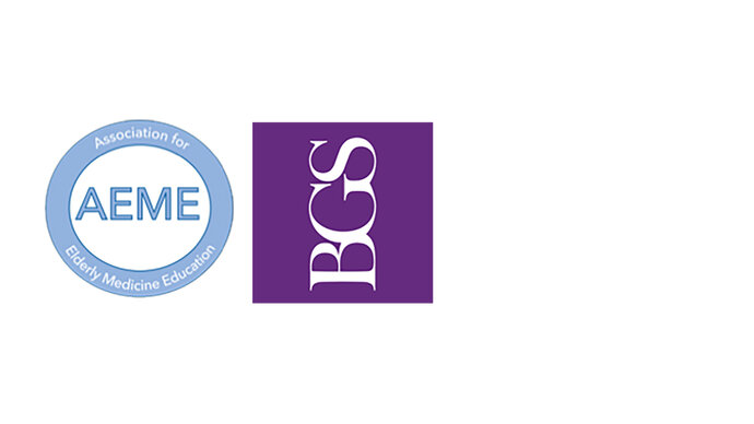 BGS and AEME logos