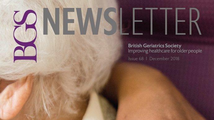 BGS Newsletter Issue 68 December 2018