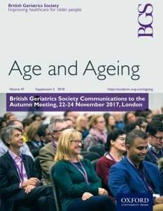 Age and Ageing Journal