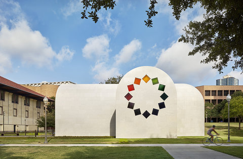 Ellsworth Kelly, Austin, 2015 ©Ellsworth Kelly Foundation, Photo courtesy Blanton Museum of Art, The University of Texas at Austin